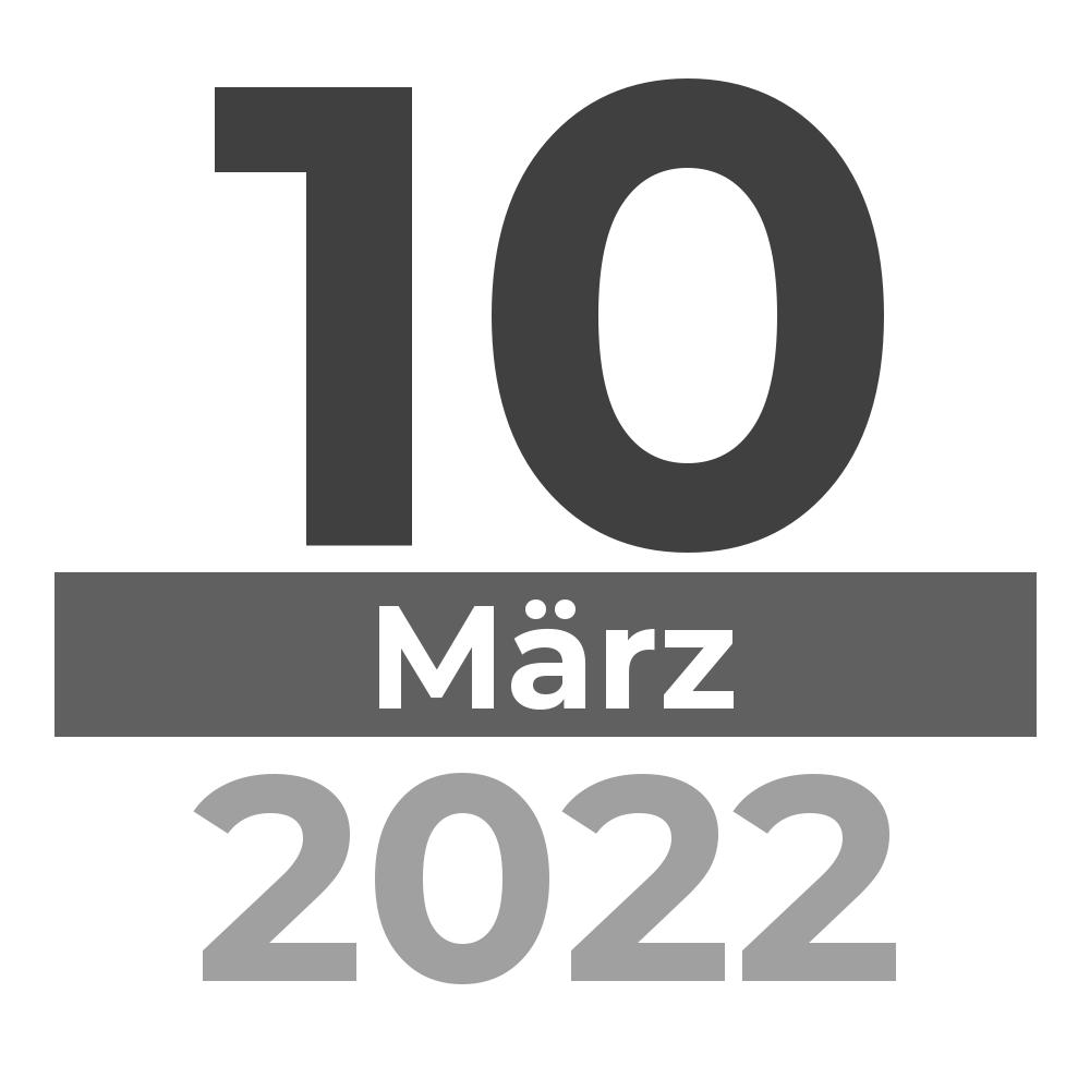 Tatort am 10.03.2022