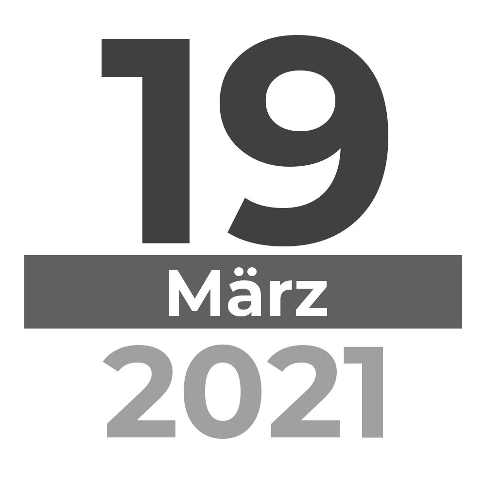 Tatort am 19.03.2021