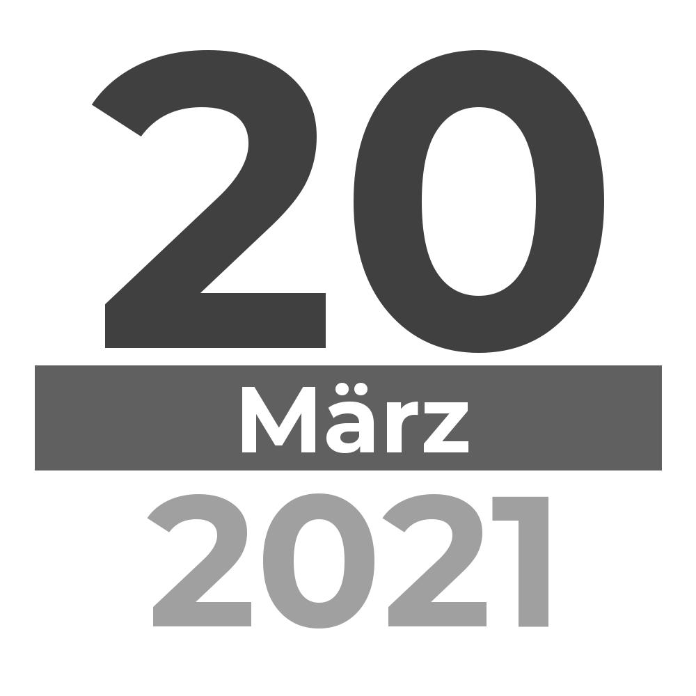 Tatort am 20.03.2021