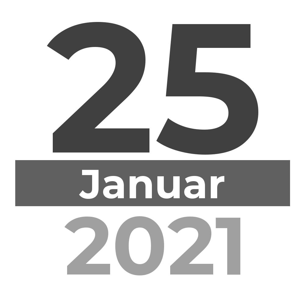 Tatort am 25.01.2021