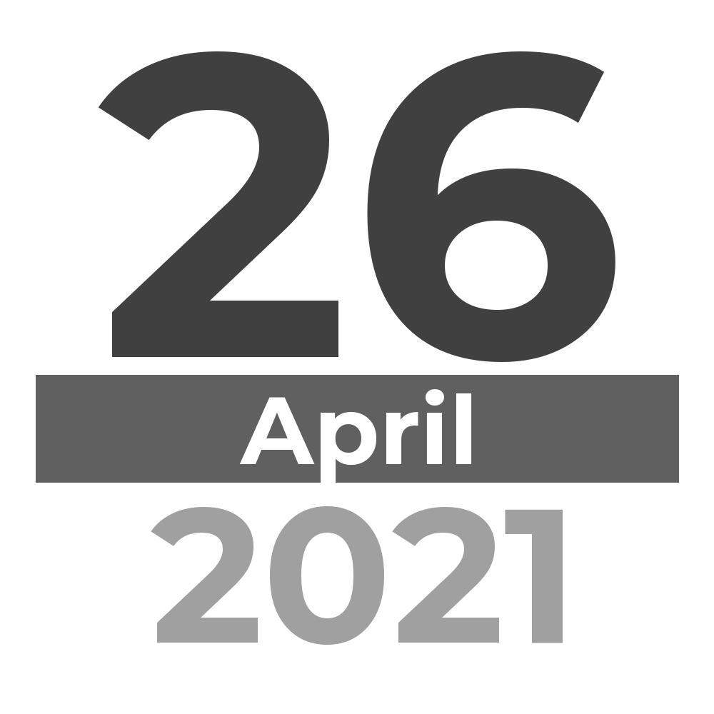 Tatort am 26.04.2021