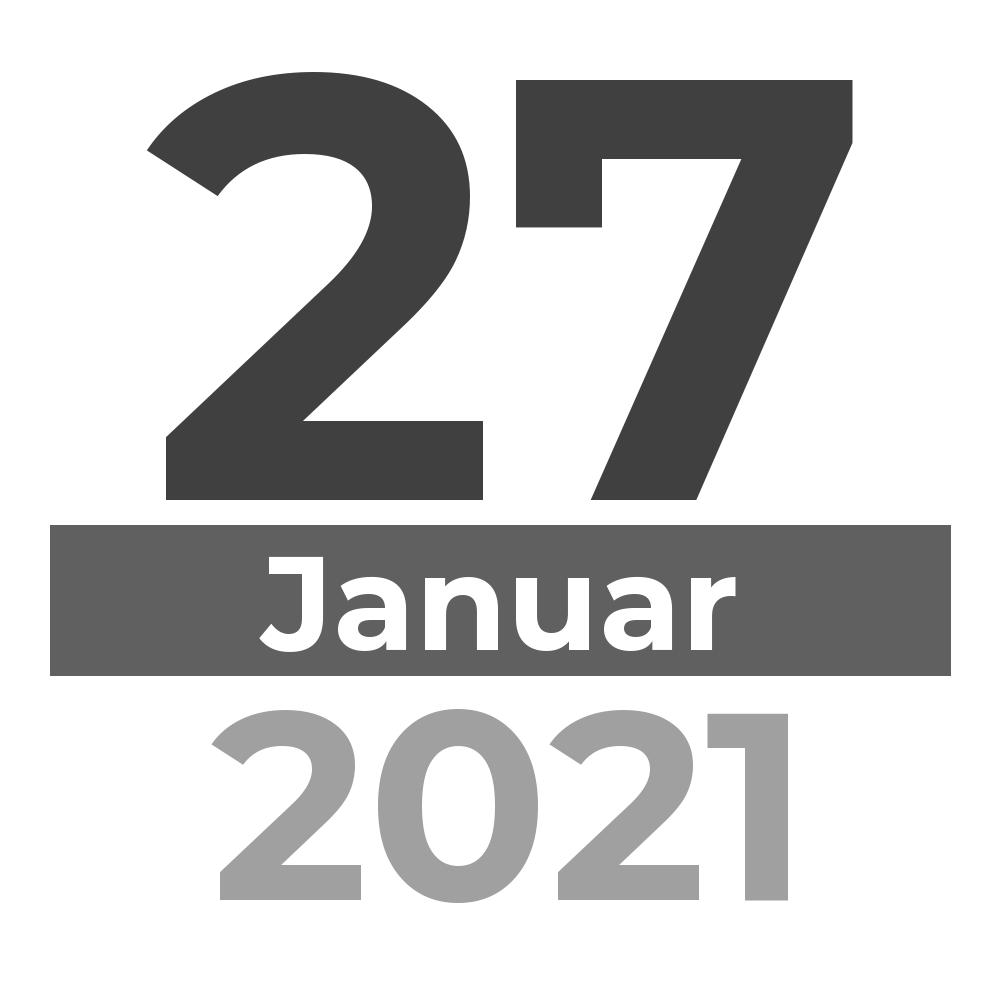 Tatort am 27.01.2021